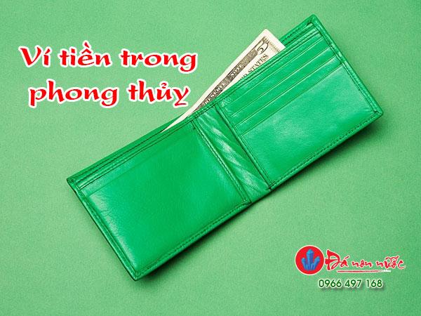 ví tiền màu sắc theo mệnh