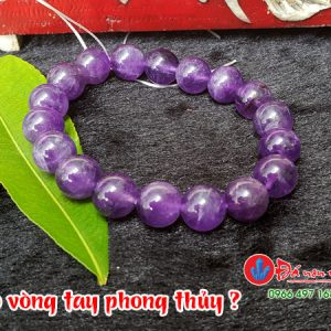 deo vong tay phong thuy