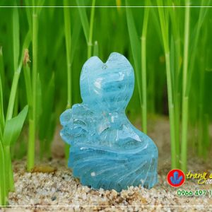 hồ ly 9 đuôi đá aquarius